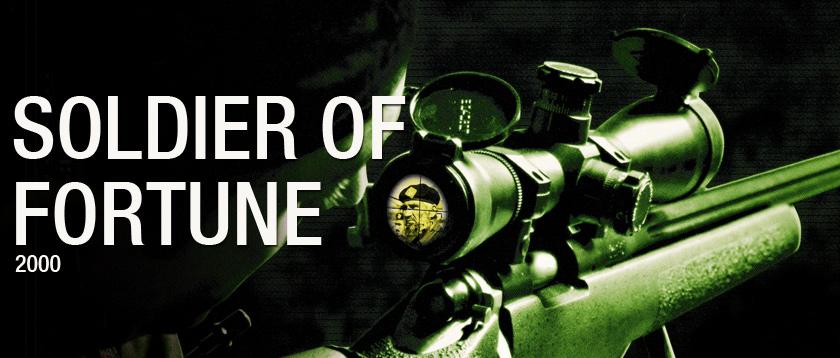 Risultati immagini per soldier of fortune gioco